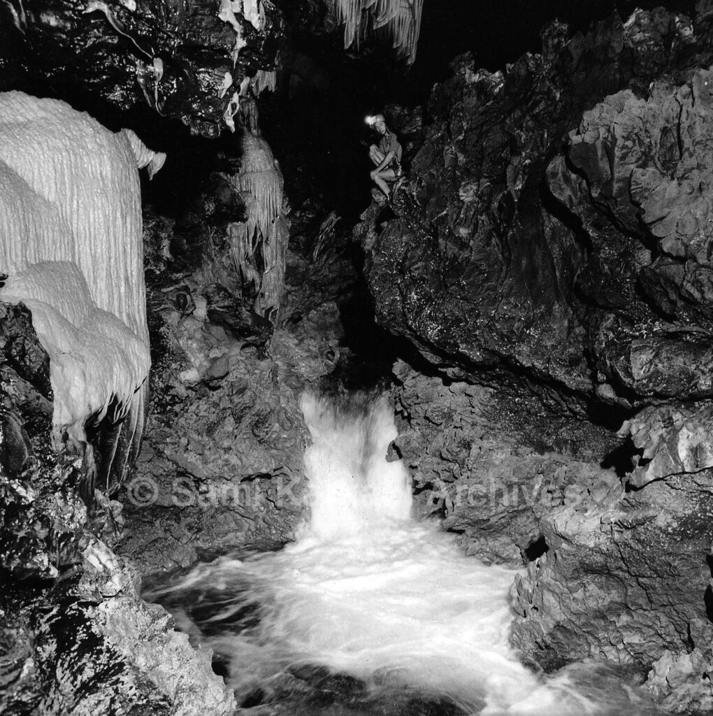 Cascade Mica - Jeita